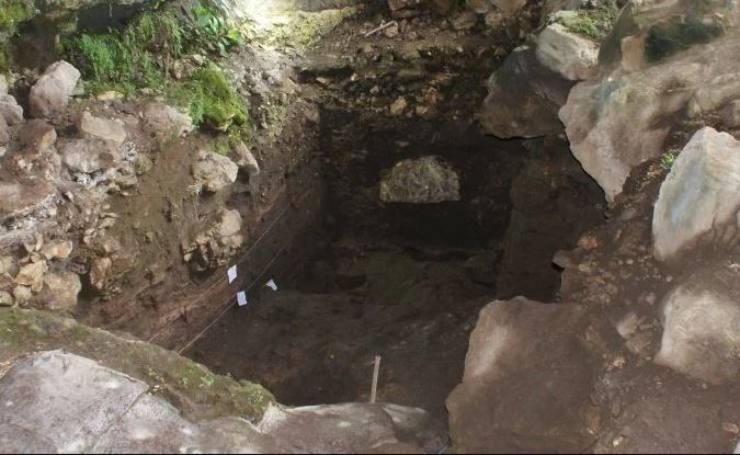 Dna umano sconosciuto alla scienza rinvenuto in una grotta (Foto Sciencealert.com)
