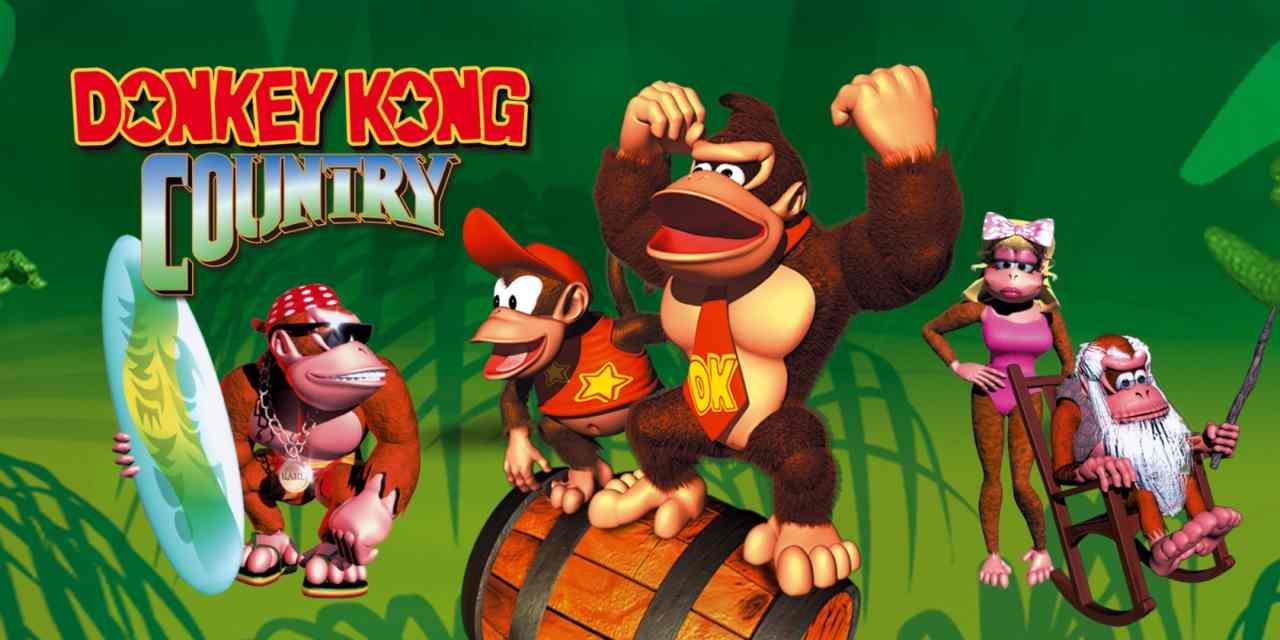 Donkey Kong sta tornando...