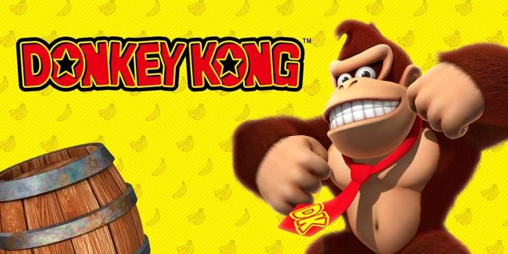 Donkey Kong è pronto a tornare