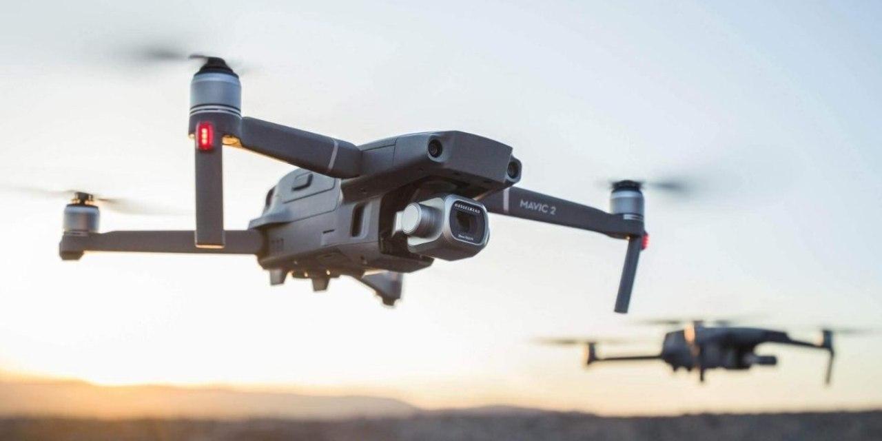 Drone per la vacanza: ecco i migliori (Foto Corriere.it)