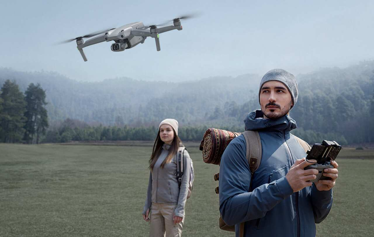 Drone di DJI in offerta su Amazon