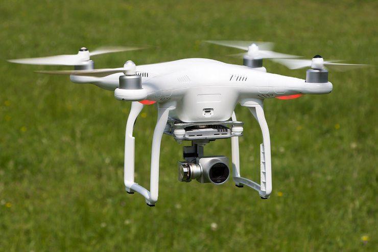 Il drone migliore per la vacanza (Foto LivingCesenatico)