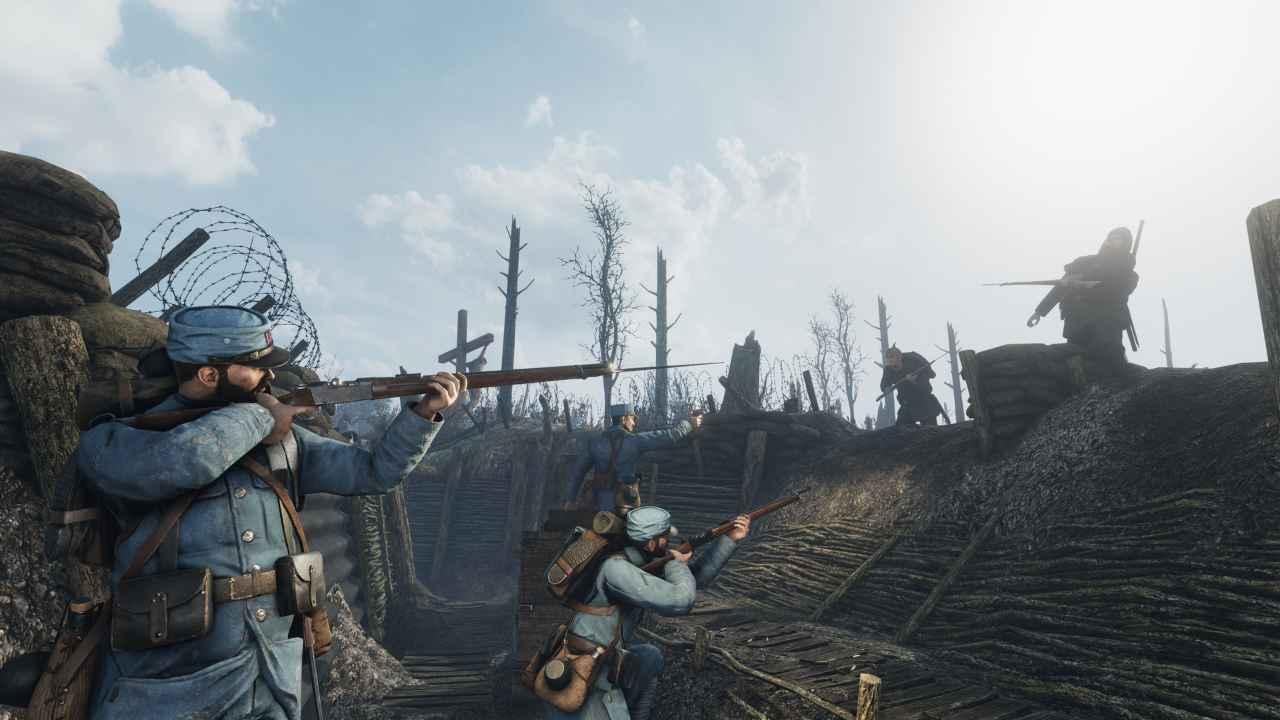 Epic Games regala due giochi di guerra