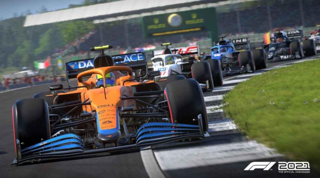 F1 2021, il trailer e la data d'uscita
