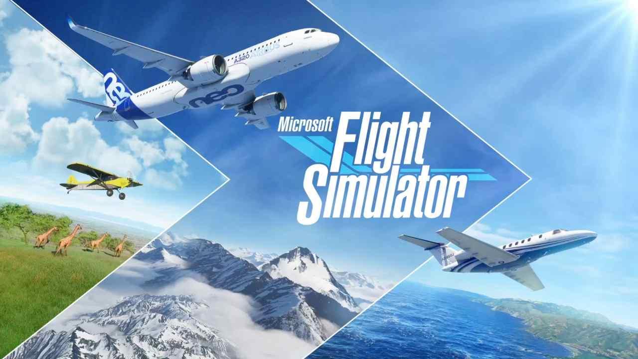 Microsoft Flight Simulator introduce nuove regioni