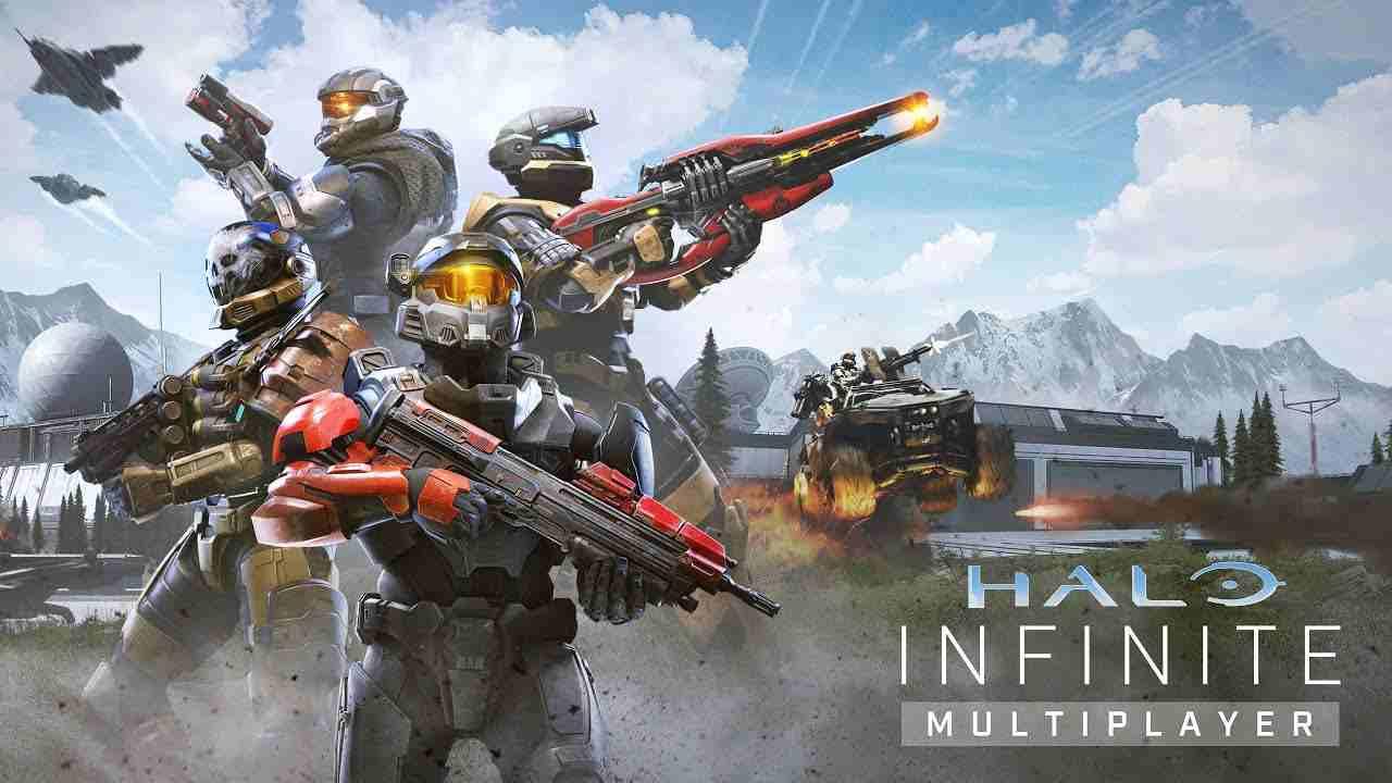 Halo Infinite: Multiplayer, grande novità