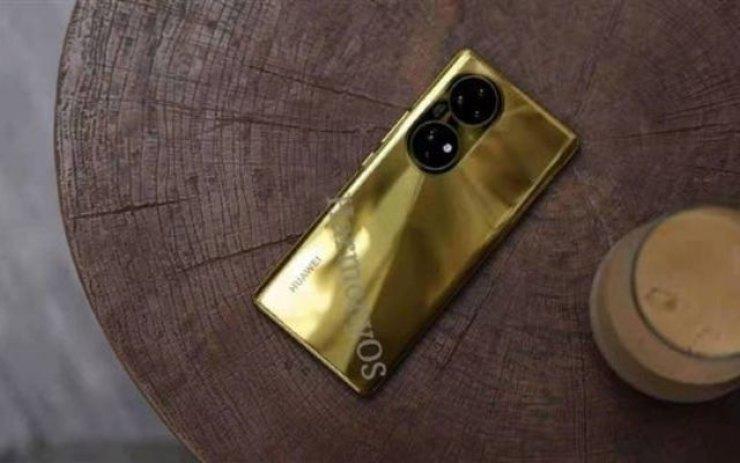 Huawei P50, eccolo in anteprima (Foto Weibo)