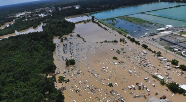 Studio Nasa inquietante sulle inondazioni (Foto IlMessaggero)