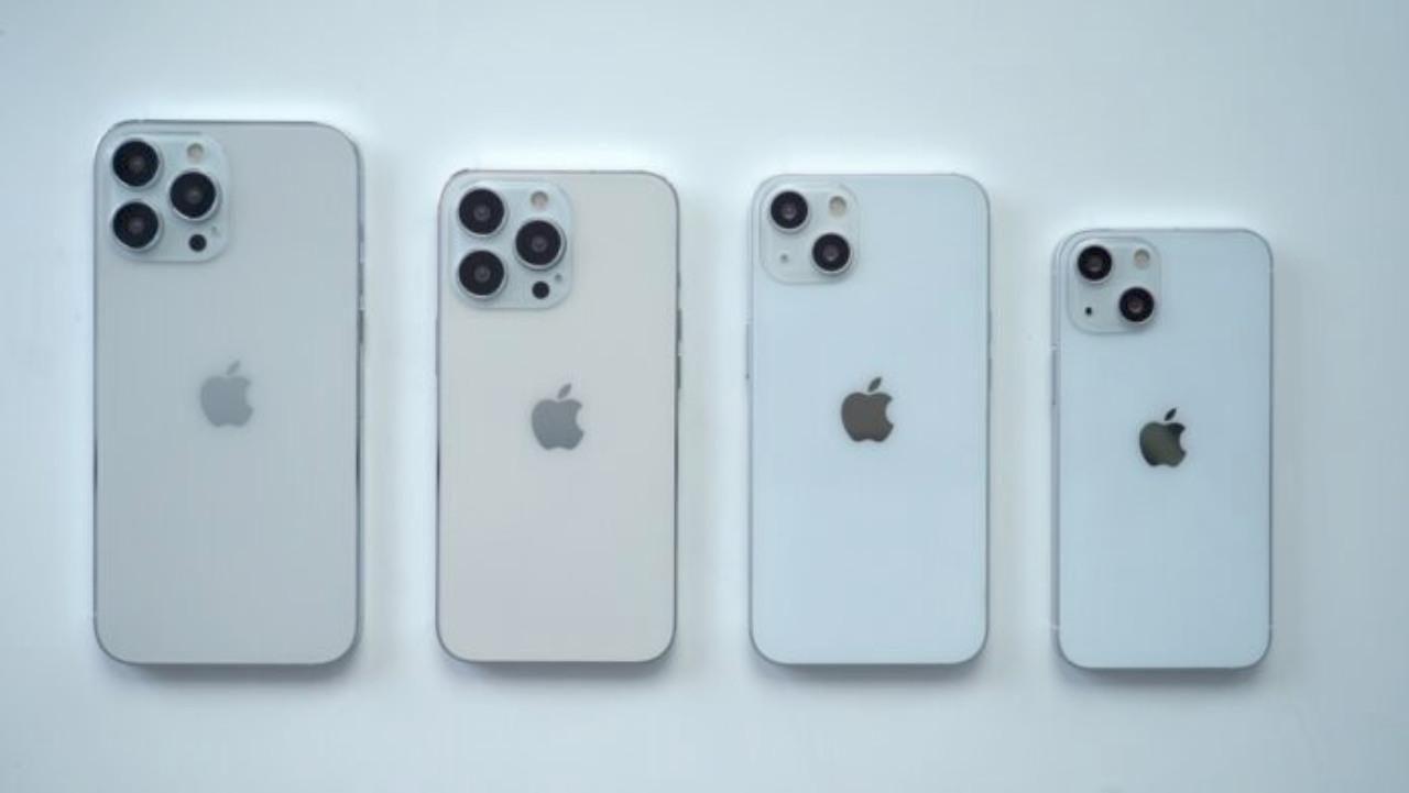 iPhone 13 svelato (Foto MacRumors)