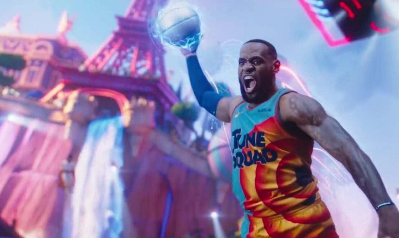 Arriva la skin in Fortnite 7 di LeBron James?