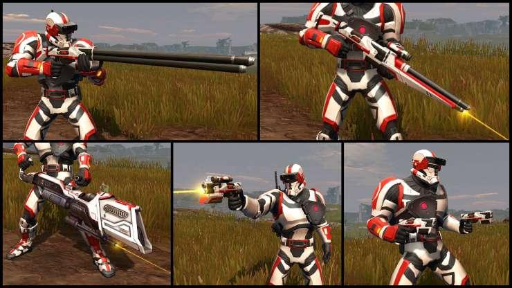 Legacy of the Sith, aggiornamento per Star Wars The old republic