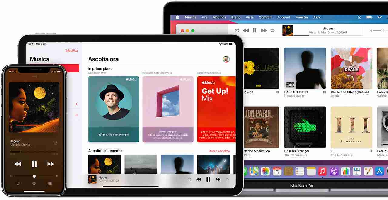 Apple Music sbarca su Android