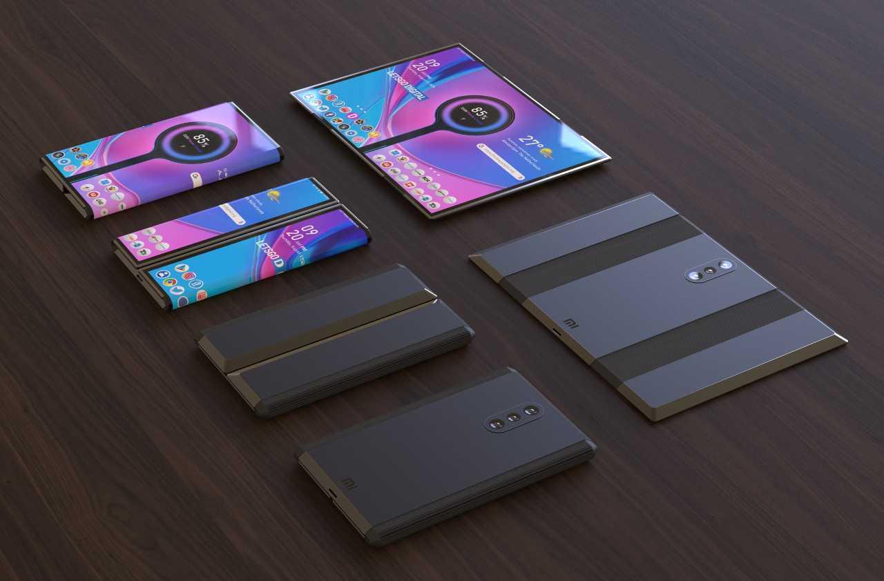 Xiaomi, progetti per i device foldable (LetsGoDigital)
