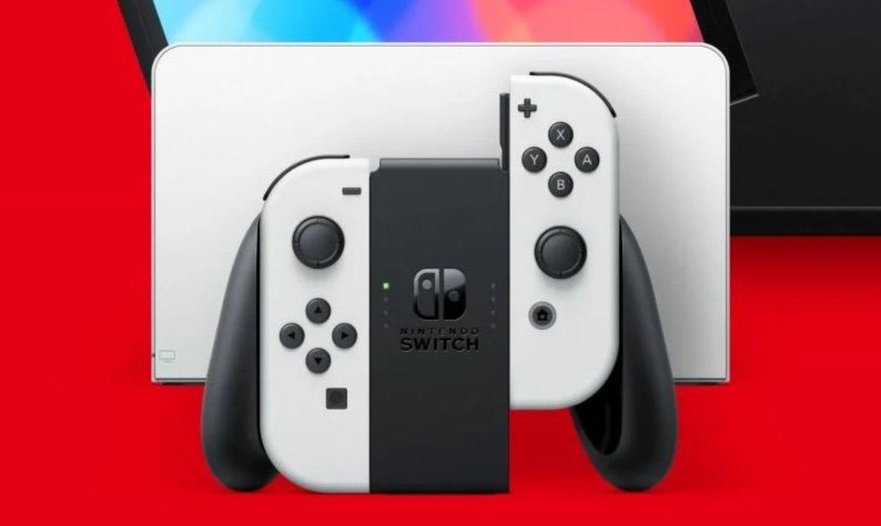Nintendo Switch e i suoi Joy-Con