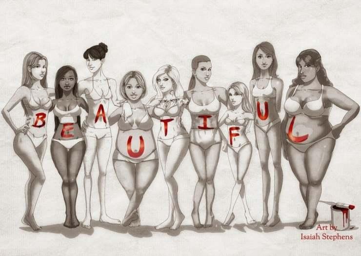 Pinterest contro il body shaming (Foto di Pinterest.com)