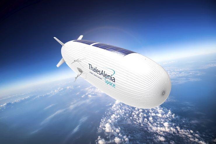 La nuova stazione spaziale parla italiano (Foto Fiom_Cigl)