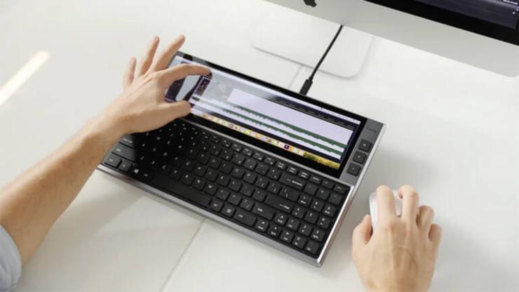 Tastiera touch display e funzioni da urlo