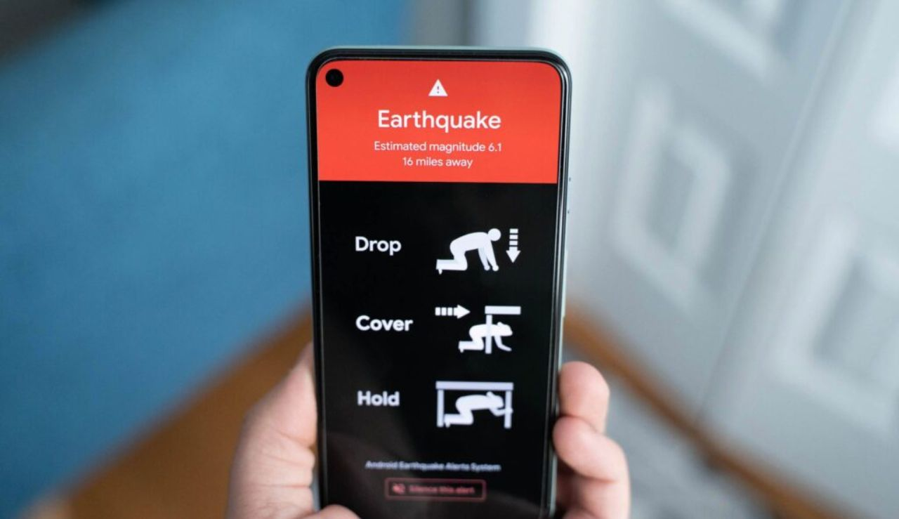 Devastante terremoto