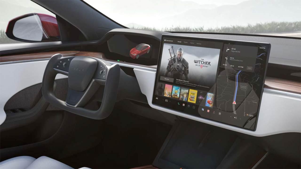 Sulle Model S e X di Tesla ci sarà lo Yoke