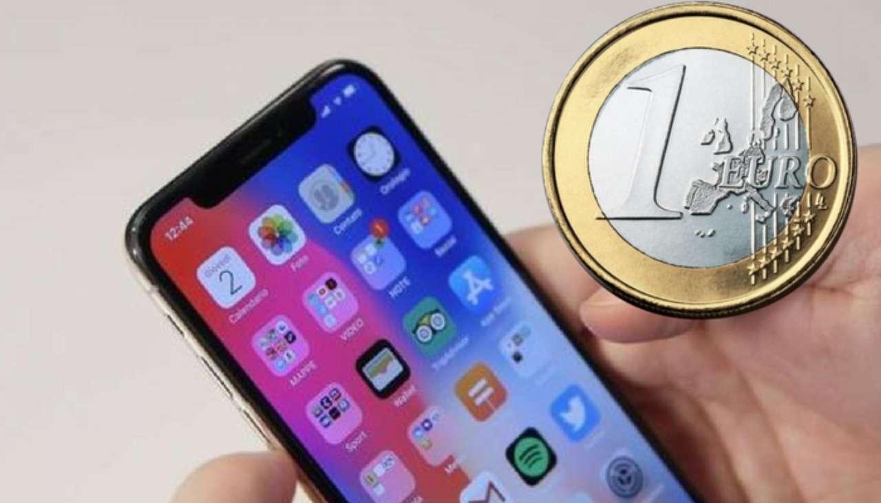Le truffe per l'iPhone a 1 euro (Foto Jonicaradio)