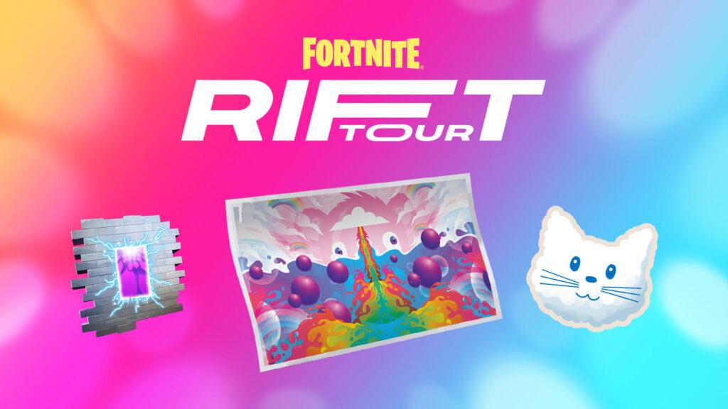 Mega evento Fortnite