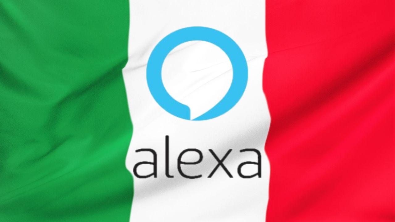 Alexa in italiano