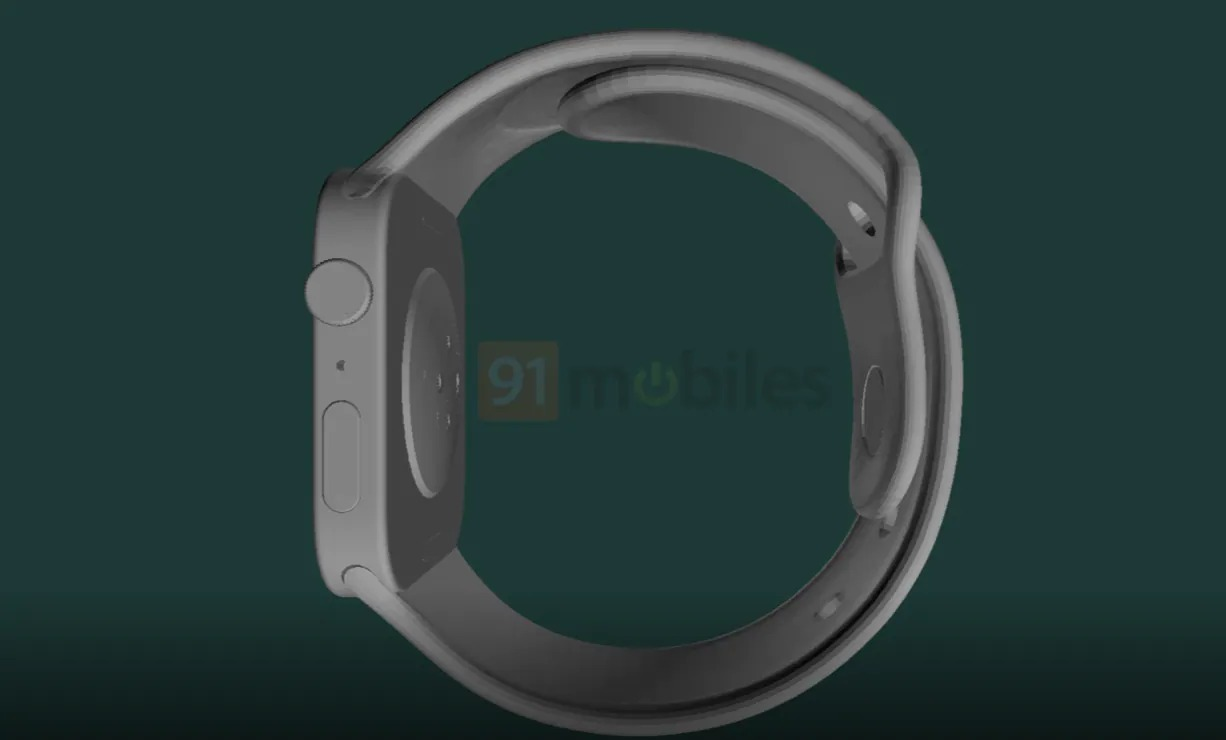 Apple watch Series 7 (foto 91mobiles)