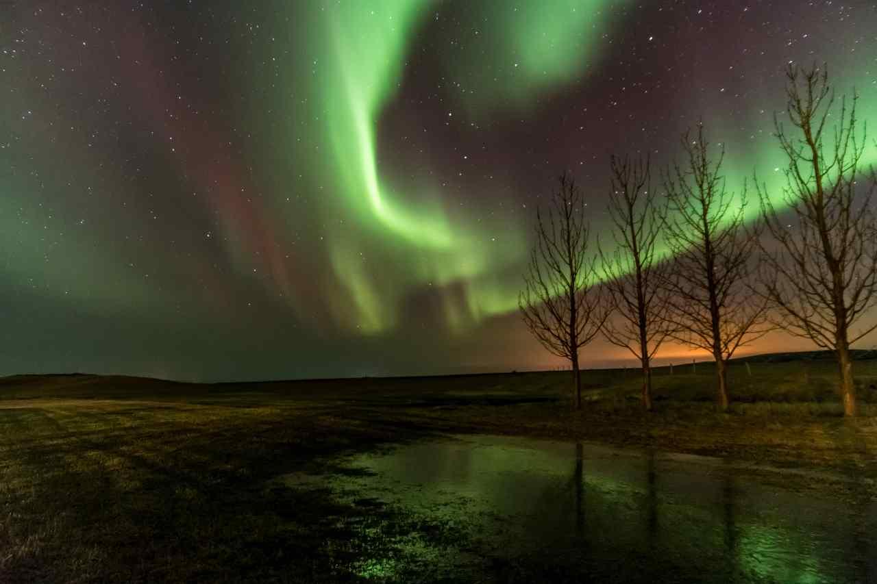 Aurora australe (Adobe Stock)