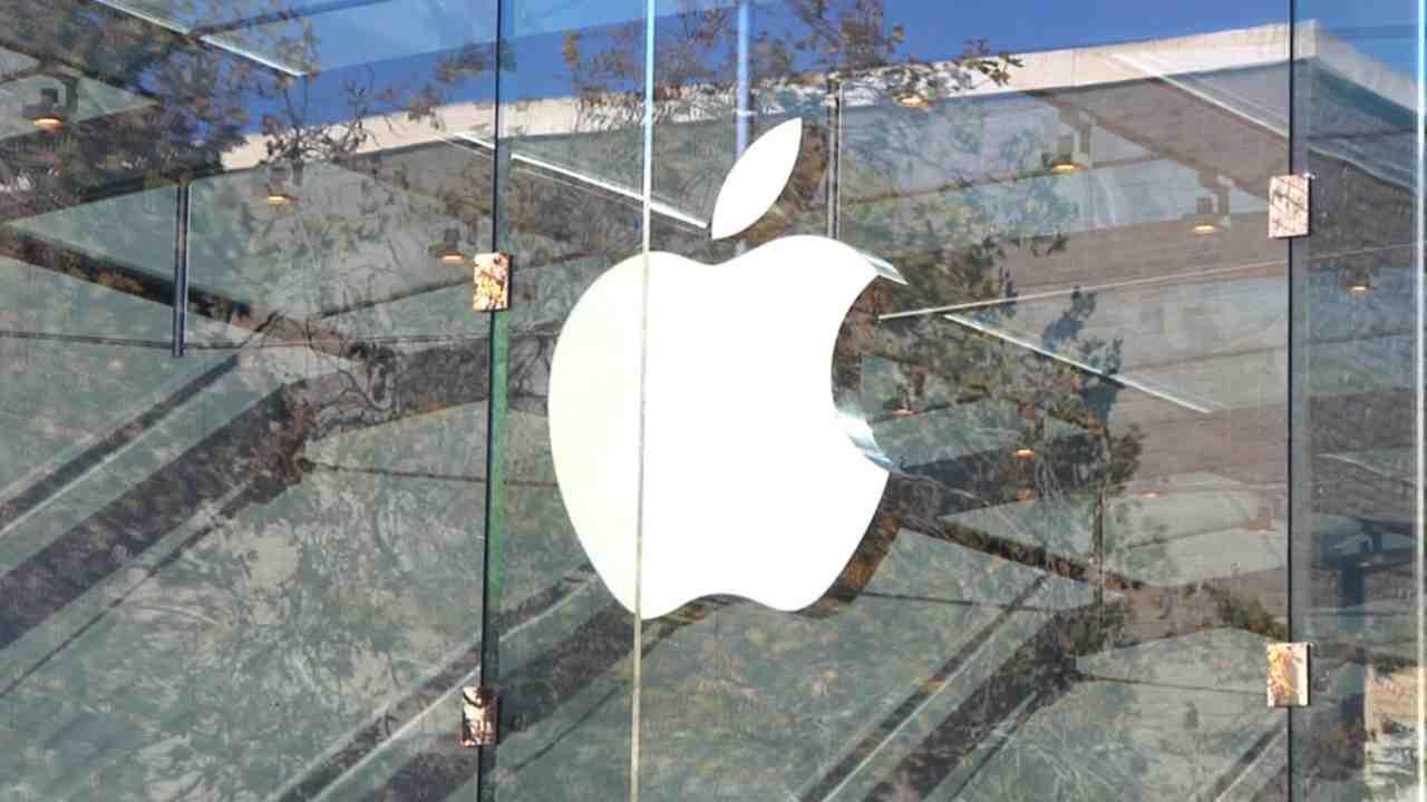 Ingresso uffici Apple