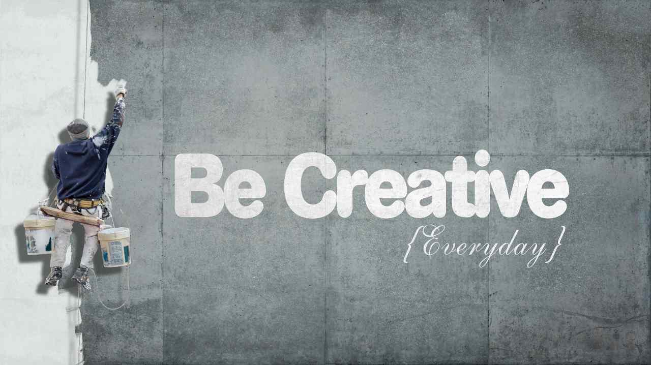 Be Creative (Adobe Stock)