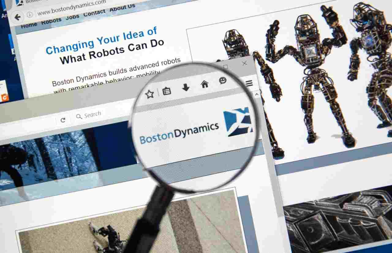 Boston Dynamics, robot umanoidi (Adobe Stock)