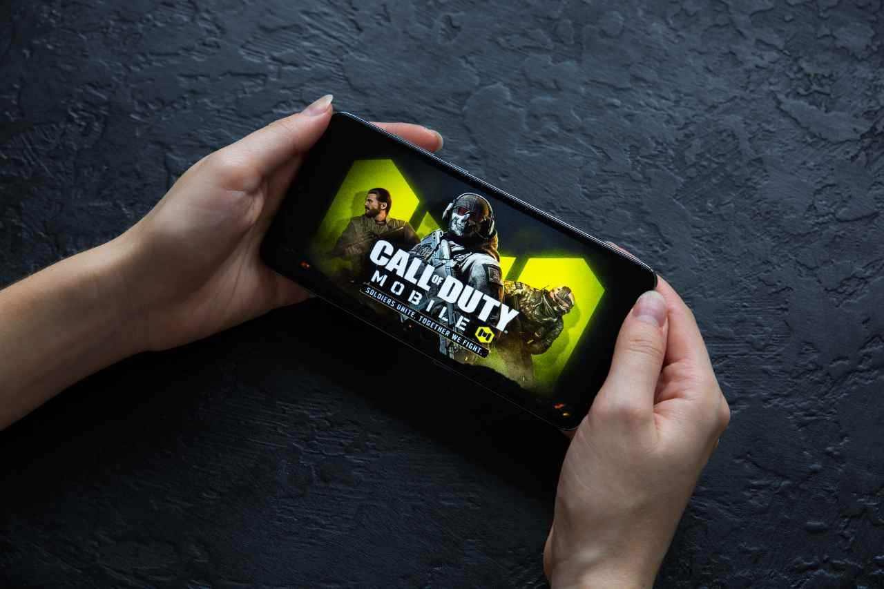 Call of Duty mobile (Adobe Stock)