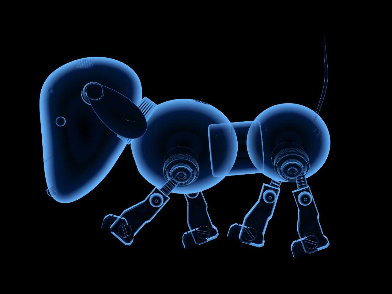 Cyber Dog (Adobe Stock)