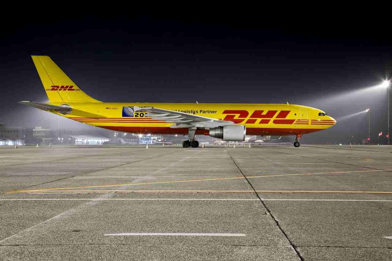 DHL Express (Adobe Stock)
