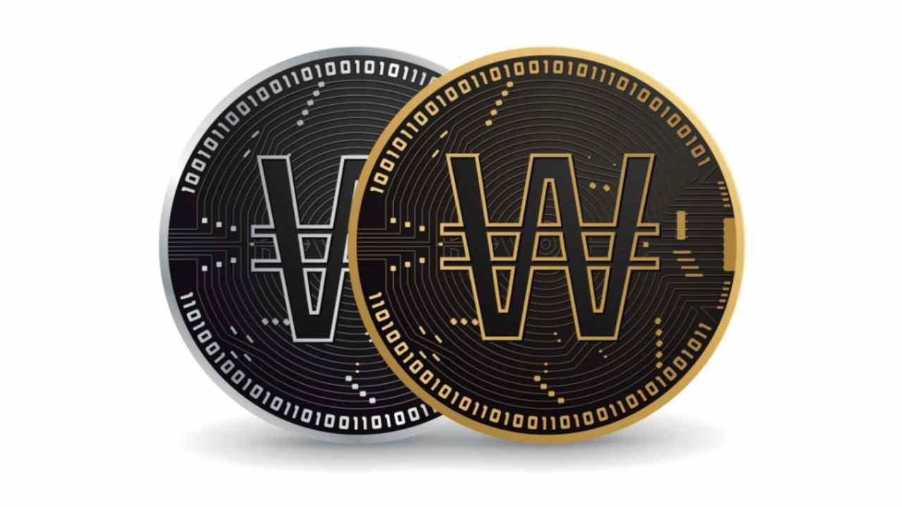 Moneta virtuale coreana