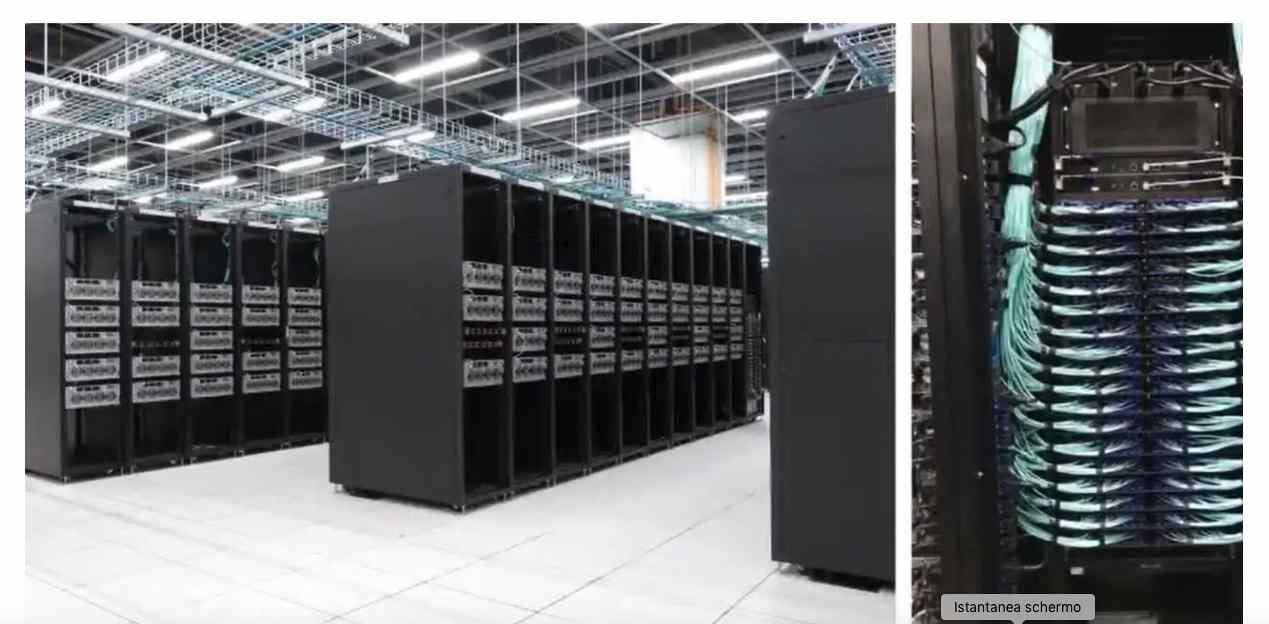 Dojo, super computer di Tesla