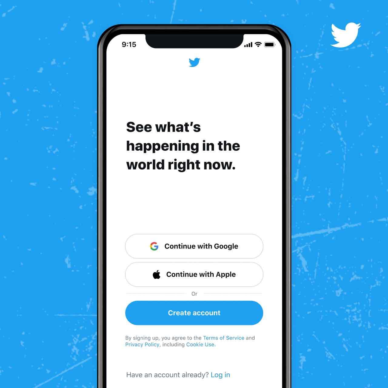 Rivoluzione su Twitter