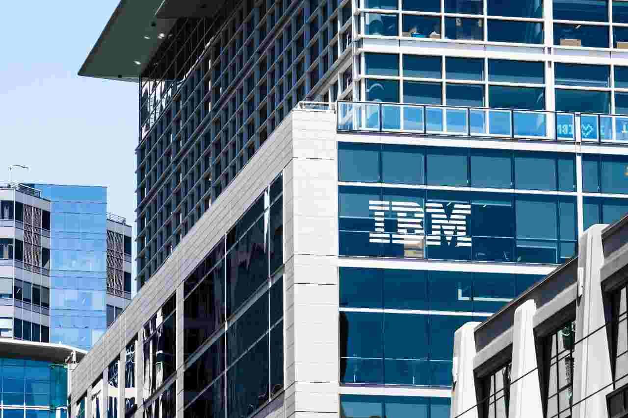 IBM, la sede (Adobe Stock)