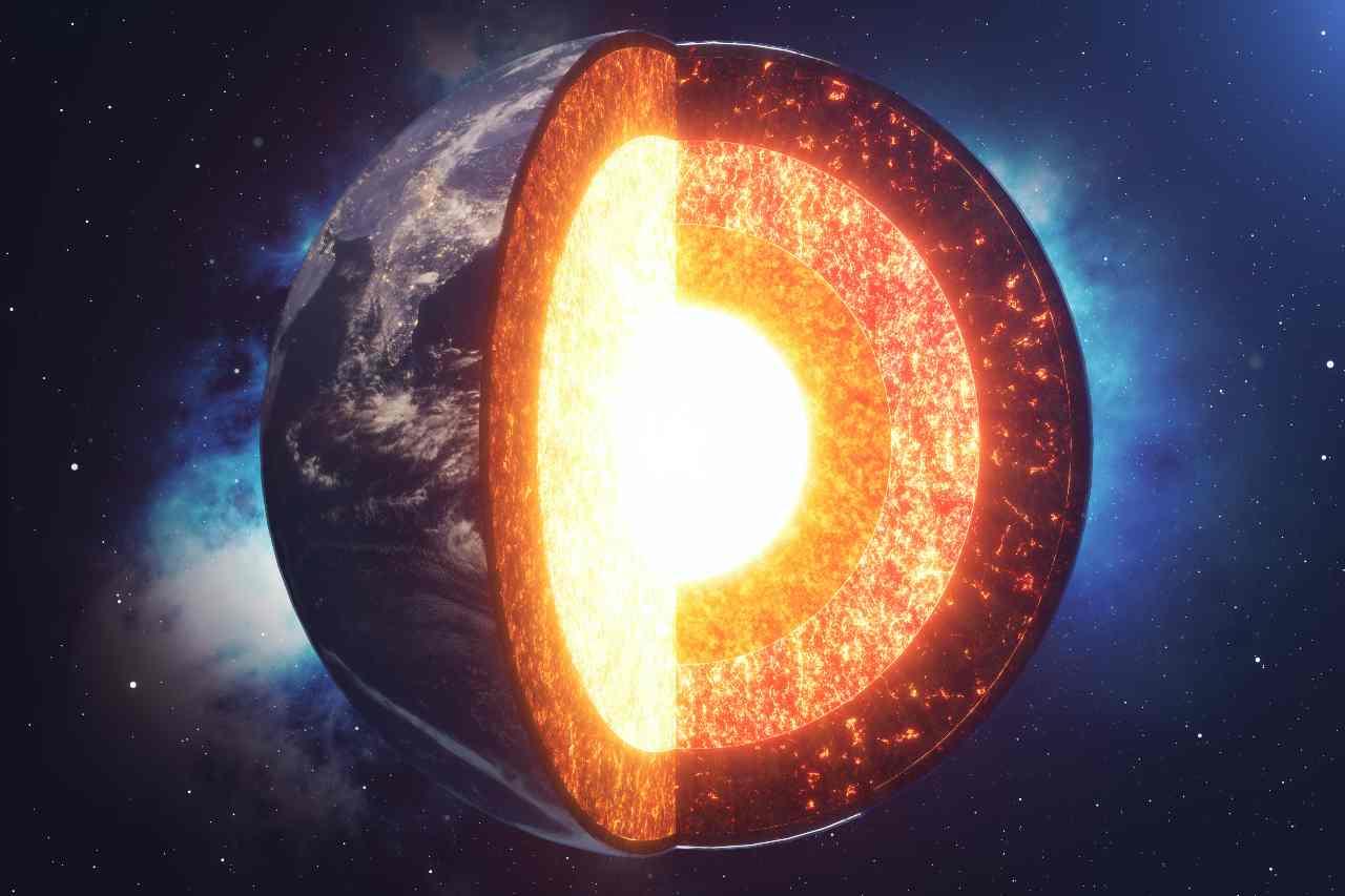 Nucleo terrestre (Adobe Stock)