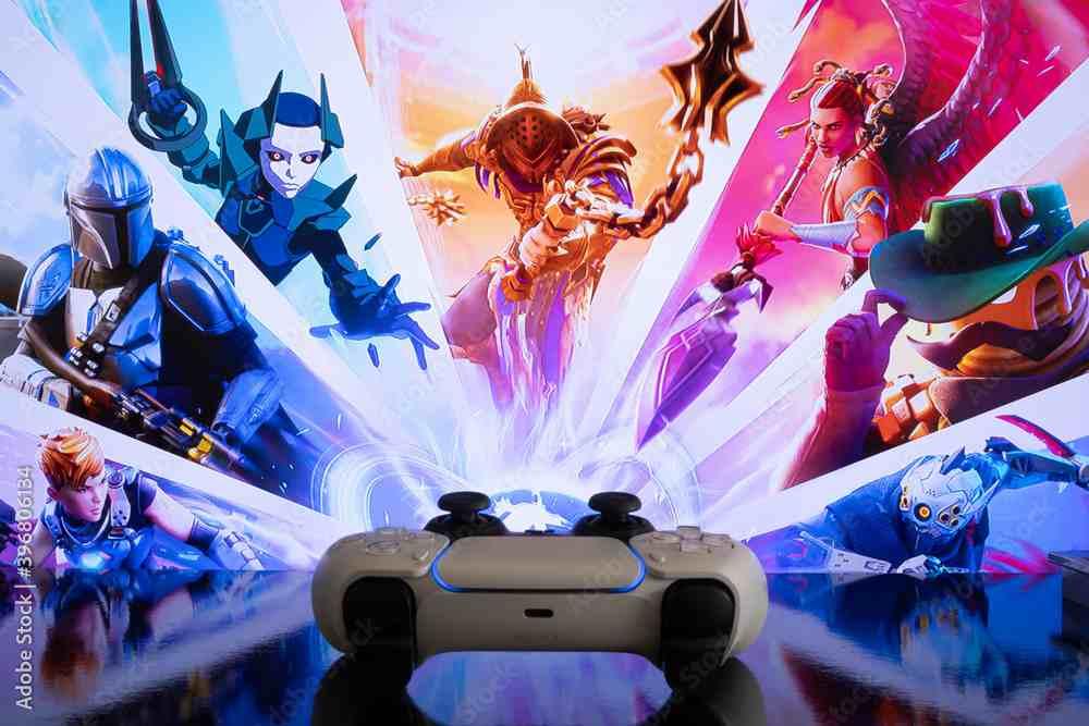 PS5, la quinta console da tavolo per videogiochi prodotta da Sony Interactive Entertainment (Adobe Stock)