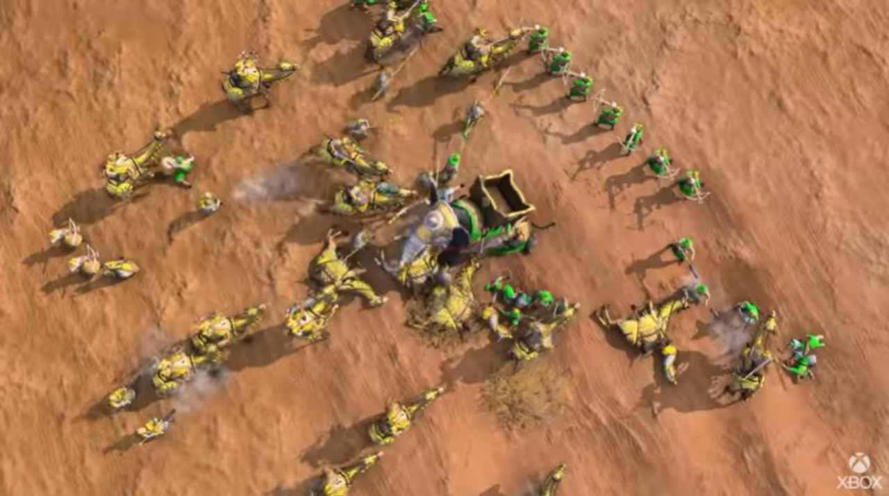 Age of Empires 4: due nuovi trailer