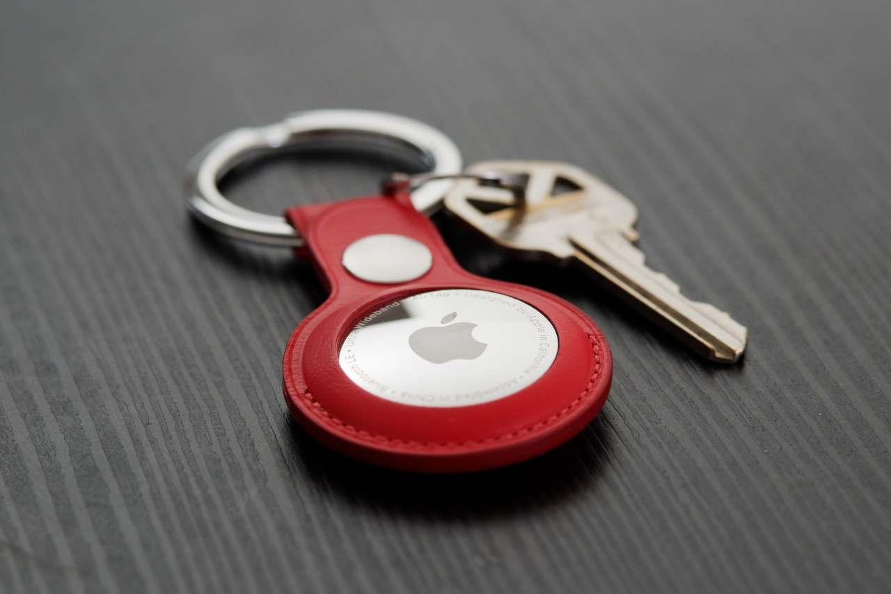 AirTag, il dispositivo top creato da Apple (Adobe Stock)