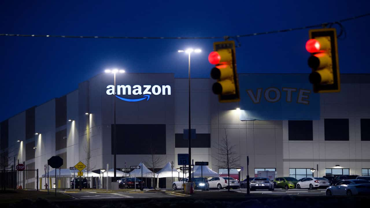 Amazon decide