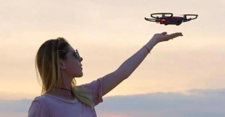 La guida per scegliere il drone per la vacanza (Foto IlSole24Ore)