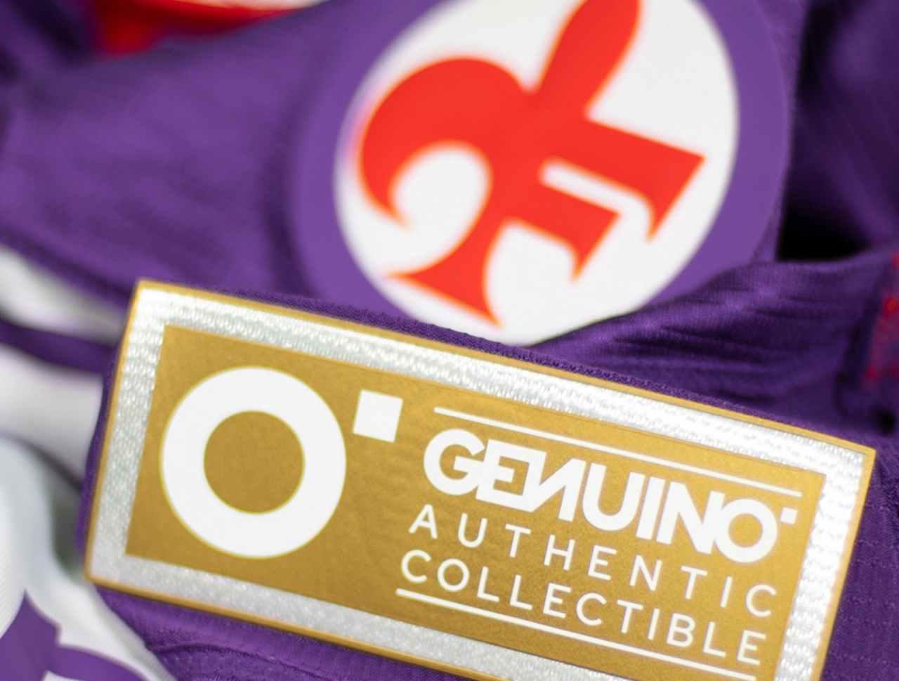 Fiorentina e la maglia Nft (Foto Forbes)