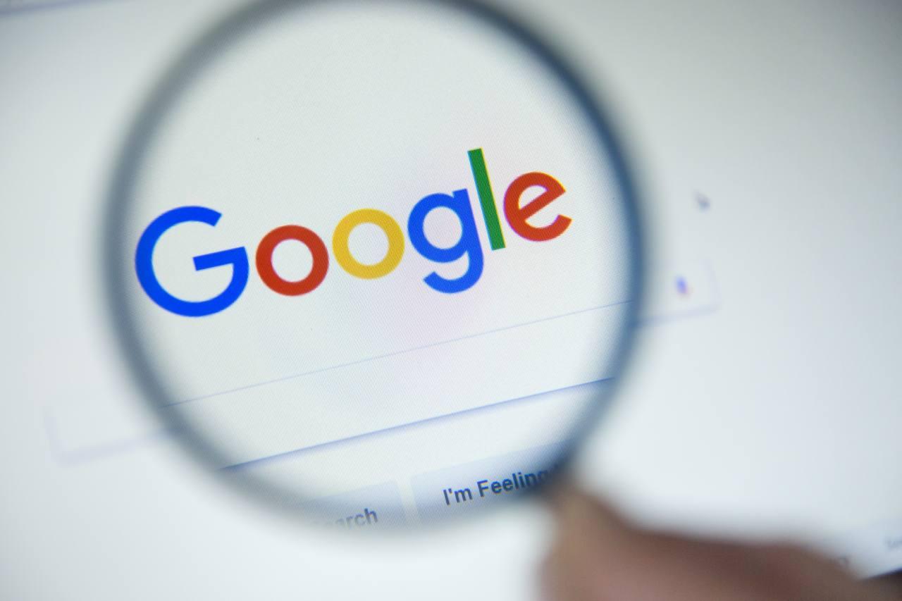 Google, il sito più cliccato al mondo. Il suo nome è un'iperbole (Adobe Stock)