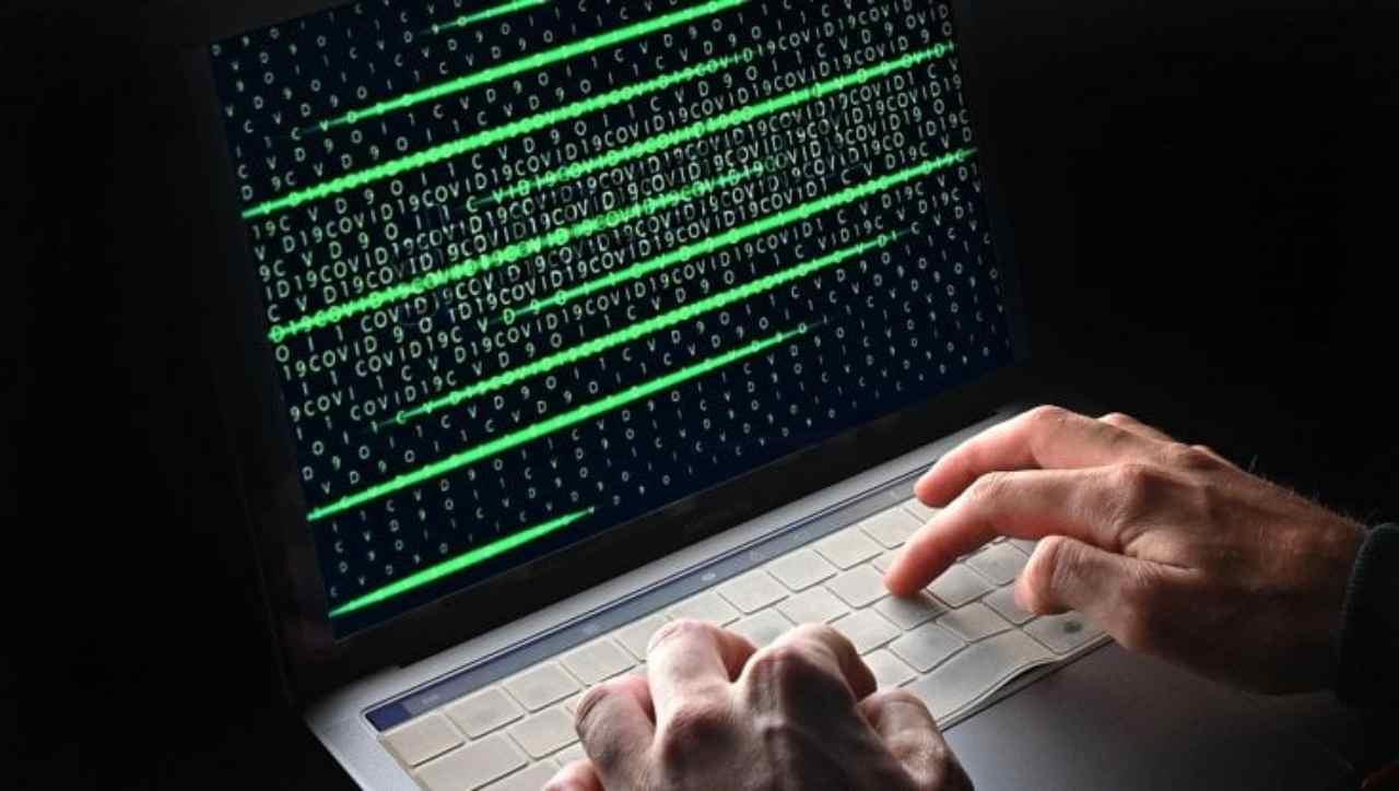 Hacker violano sito Regione Lazio (Foto Repubblica)