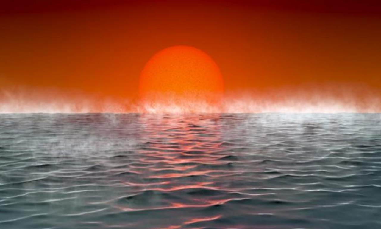 Hycean Planet (Foto GreenMe.it)