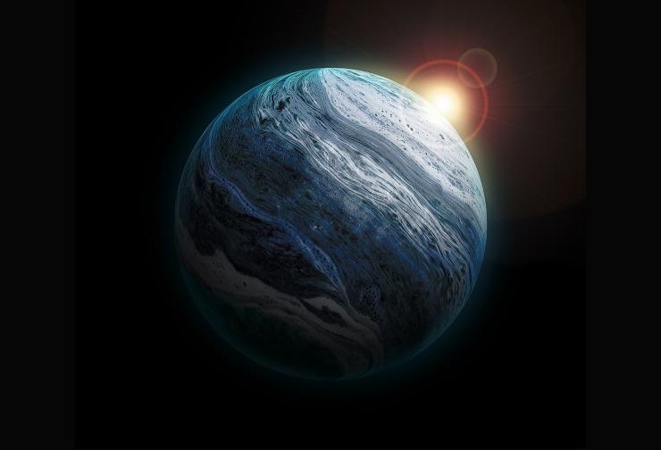 Hycean Planet, che scoperta! (Foto Zmescience)