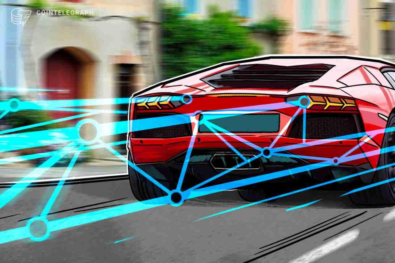 Lamborghini e gli NFT (Foto Lamborghini)